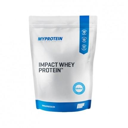 MyProtein Impact Whey Vanilla Stevia, Pulver