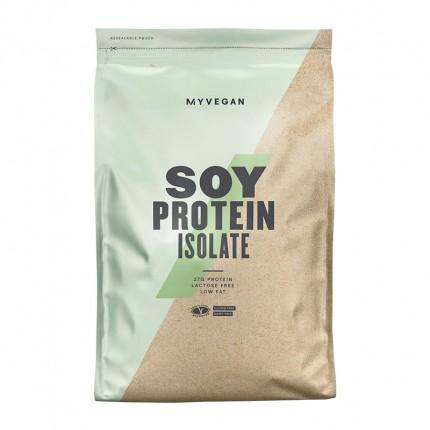 MyProtein, Isolat de protéine de soja, crème de fraise, poudre