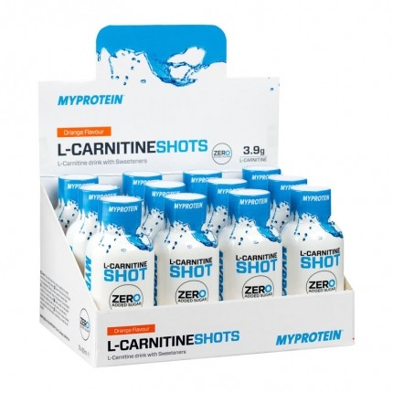 MyProtein L-Carnitin Shot Orange, Drink