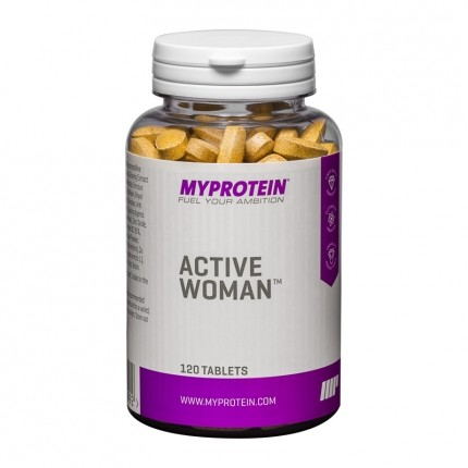 MyProtein Max Elle Active Woman, Tabletten