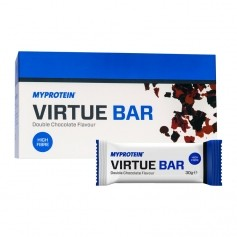 MyProtein MAX Elle Virtue Bar Double Chocolate, Riegel