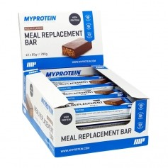 MyProtein Meal Replacement Riegel, Mocha