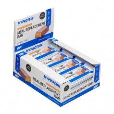 MyProtein Meal Replacement Riegel, Salted Caramel