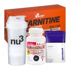 3-Monats Fit & Schlank Paket