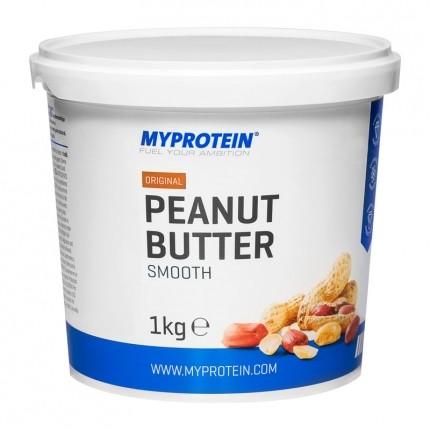 MyProtein Erdnussbutter fein