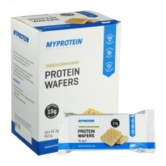 MyProtein Protein Wafers, Cookies & Cream