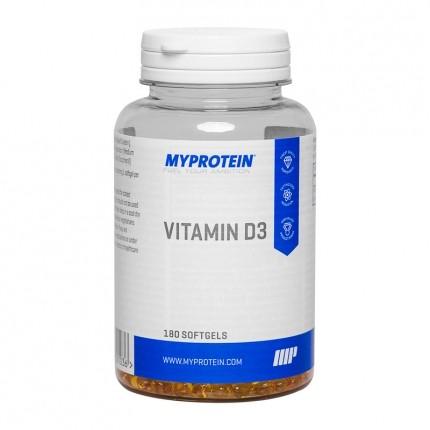 MyProtein Vitamin D3, Kapseln