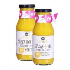 NAbio Bio Soup to go, Kokos-Mango