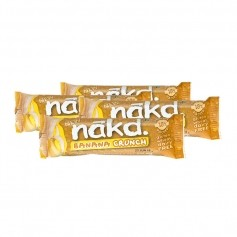 4 x Nakd Banana Crunch Bar