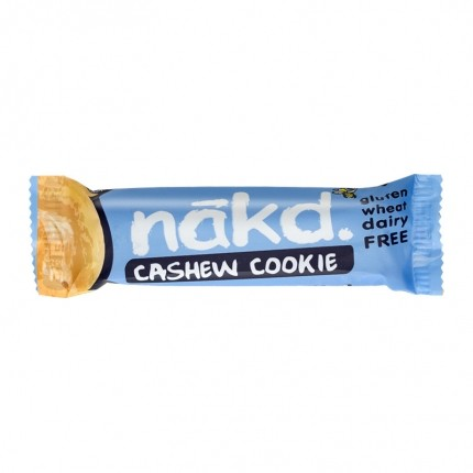 4 x Nakd Cashew Nut Cookie Bar