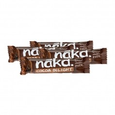4 x Nakd Cocoa Delight Bar