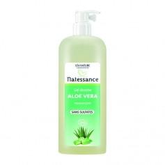 Natessance Douche Aloé véra fraîcheur - sans sulfates Fresh aloe vera shower gel - sulfate free
