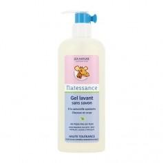 Natessance Gel lavant sans savon Nouveau Parfum Soap free cleansing gel - New fragrance