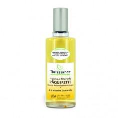 Natessance Huile aux Fleurs de Pâquerettes - beauté du buste Daisy flower oil - Beauty of the bust