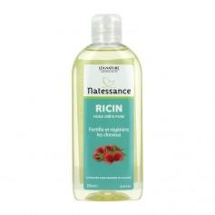 Natessance Huile de Ricin - 250 ml Castor oil