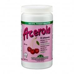 Natur-Drogeriet Acerola 90 mg