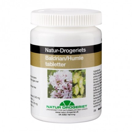 Natur-Drogeriet Baldrian-humle