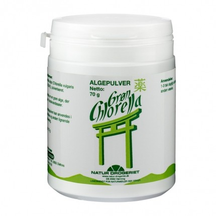 Natur-Drogeriet Chlorella