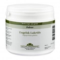 Natur-Drogeriet Lakridspulver (Engelsk)