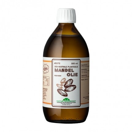 Natur-Drogeriet Mandelolie