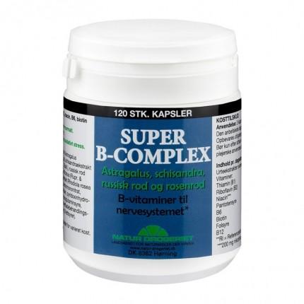 Natur-Drogeriet B-Complex Super