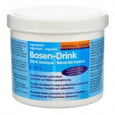 Natural-Power Basen-Drink mit Mineralien und Vitamin C, Pulver