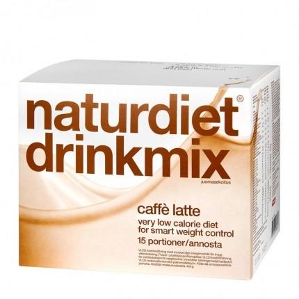 Naturdiet Drinkmix Caffé Latte