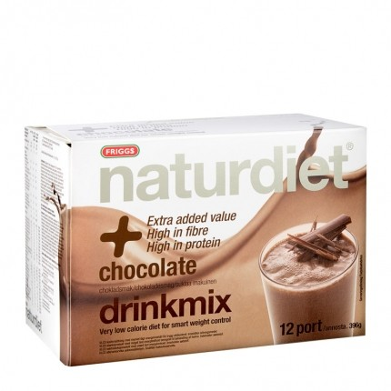 Naturdiet Drinkmix Choklad
