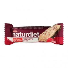 Naturdiet Bar Raspberry Coco