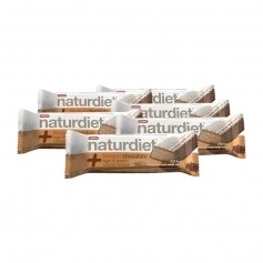 6 x Naturdiet Mealbar Nougat Chocolate