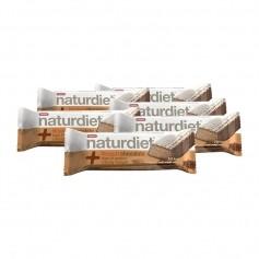 6 x Naturdiet Mealbar Nugat Sjokolade