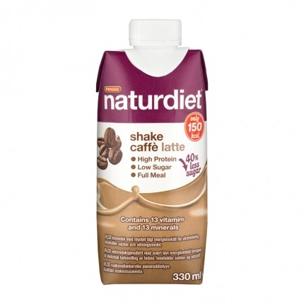 Naturdiet ND RTD Caffe Latte