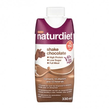 naturdiet shake choklad