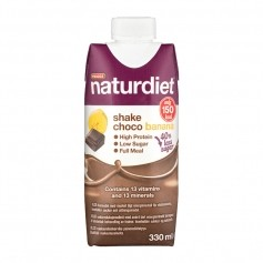 Naturdiet ND RTD Chocobanana