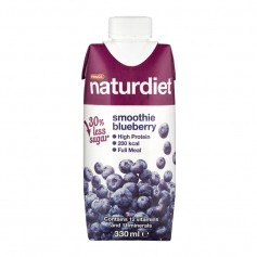 Naturdiet Smoothie Blueberry