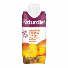 Naturdiet Smoothie Peach Mango