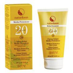 Natur & Sun Bio Sonnenschutz Creme LSF 20