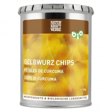 Naturkraftwerke Bio Gelbwurz Chips