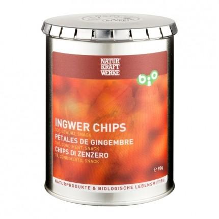 Naturkraftwerke, Chips de gingembre bio