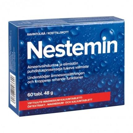 Fructolax Nestemin tabl 60 kpl / 48 g