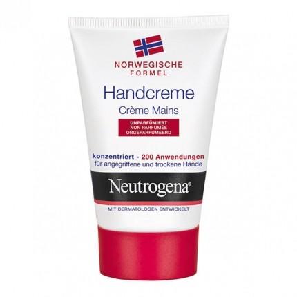 Neutrogena Norwegische Formel Unparfümierte Handcreme