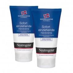 Neutrogena Norwegische Formel Sofort Einziehende Handcreme Doppelpack