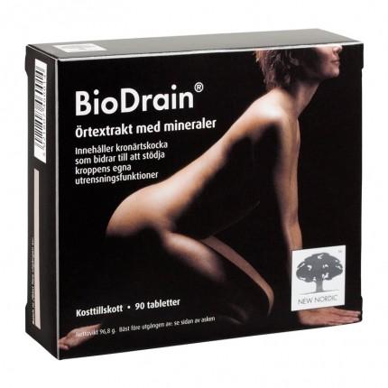 Köpa billiga New Nordic BioDrain Örtextrakt med Mineraler online