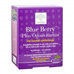 Blue Berry ögonvitamin 120t