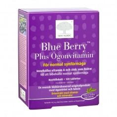 Blue Berry ögonvitamin 120t