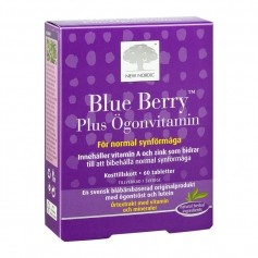 Blue Berry ögonvitamin 60t