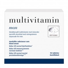Multivitamin man 90t
