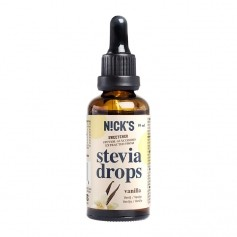 Vanilla Stevia Drops (vanilj)