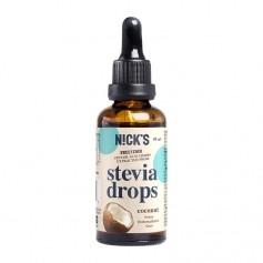 Coconut Stevia Drops (cocos)