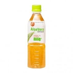 Aloe Vera Drycken Grönt te/Citrus